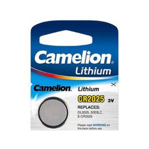 Элемент питания Camelion CR2025