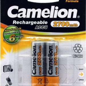 Аккумулятор Camelion R62bl 2700 мАч Ni-MH
