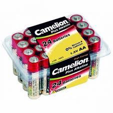 Алкалиновая батарейка Camelion АА