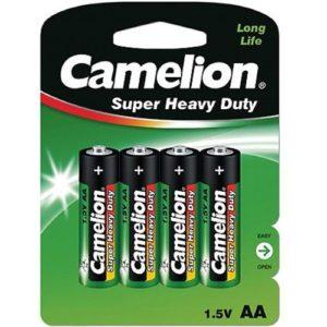 Батарейка солевая Camelion AA