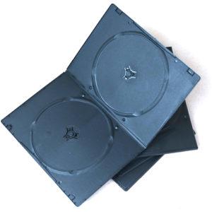Пластиковый бокс для DVD диска
