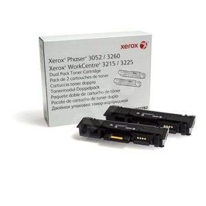 Тонер-картридж двойной Xerox Phaser 106R02782